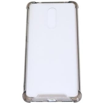 Shock-proof Back Case for Lenovo K6 Note (Black)