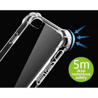 Shockproof Case for Apple iPhone5G/5S(transparent)