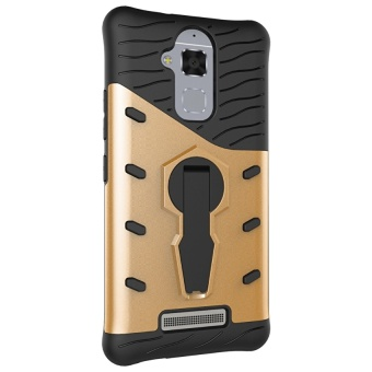 Shockproof phonecase Back Holder Phonecover Nice cases For ASUSZenfone 3 Max ZC520TL (5.2) - intl