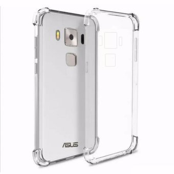 Shockproof TPU + PC Case for ASUS ZENPHONE ZC553KL (CLEAR)