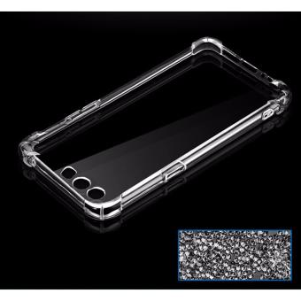 Shockproof TPU + PC Case for Huawei P10 (Clear)