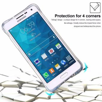 Shockproof TPU + PC Case for Samsung J1 Mini Prime (Clear) - 3