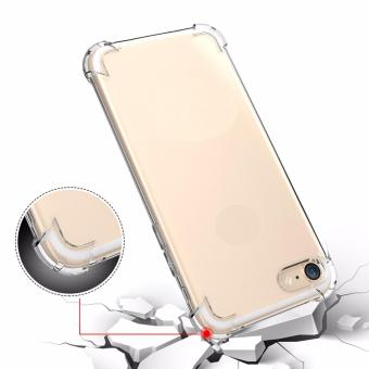 Shockproof TPU + PC Case for VIVO V3 Max (Clear ) - 2