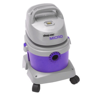 Shop-vac 16L Wet and Dry Vacuum Cleaner (Purple/Gray)