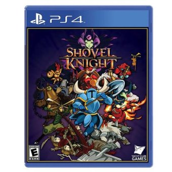 Shovel Knight for PS4