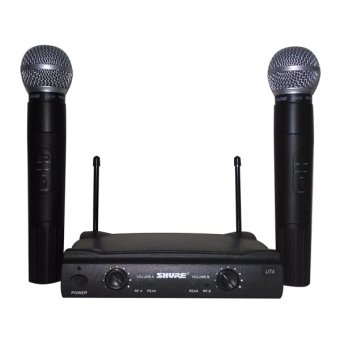 Shure SM58-UHF Wireless System (Black)