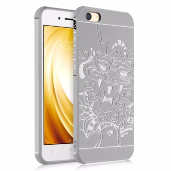 Silicon Screen Protective Cover Case for Vivo Y53 - intl