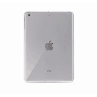 Silicone Clear Case For Apple Ipad Air 2 (Clear)