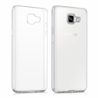 Silicone Soft Case for Samsung Galaxy A5 2016 (A510) (Clear) - 5