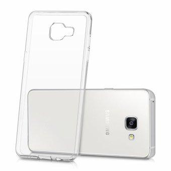 Silicone Soft Case for Samsung Galaxy A5 2016 (A510) (Clear) - 4