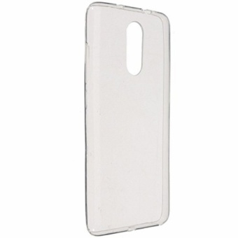 Silicone Soft Case for Xiaomi RedMi Note 4x (Clear)