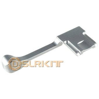 Silver Thumb Up Grip for Fujifilm X-100T X-M1 X-30 X-A2 X-A1 - intl - 3