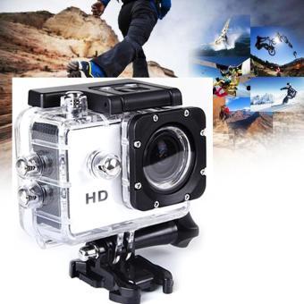 SJ4000 5MP Waterproof Helmet Sports DV Action 720P Car Cam Bike CarCamera Gold - intl - 4
