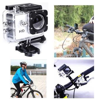 SJ4000 5MP Waterproof Helmet Sports DV Action 720P Car Cam Bike CarCamera Gold - intl - 3