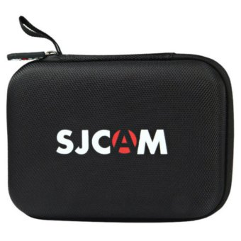 SJCAM SJ102 Portable Camera Accessories Organizer Parts Case Bag (Black)
