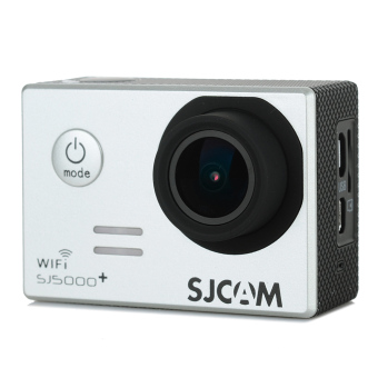 SJCAM SJ5000+ Plus Wifi Sports Action Camera (Silver) - picture 2