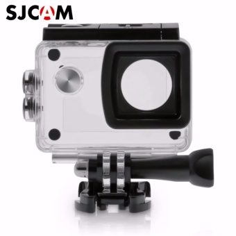 SJCAM Waterproof Case V2 for SJ4000 Series Action Camera (Clear)