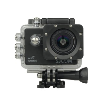 SJCAM X1000 Wifi 2.0 1080p H.264 Action Camera (Black)