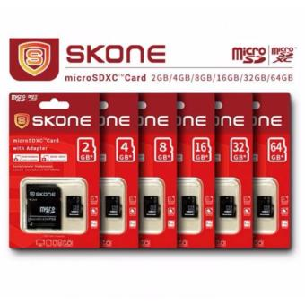 SKONE MicroSD Memory Card Class 10 16GB With Adapter For All mobileAdd Car Camera - 2