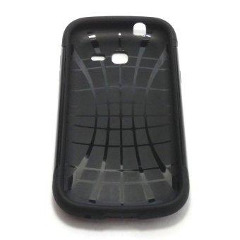 Sleek Shockproof Case for Samsung Trend Lite (Lime) - picture 2