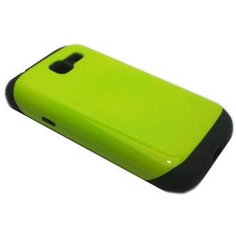 Sleek Shockproof Case for Samsung Trend Lite (Lime)