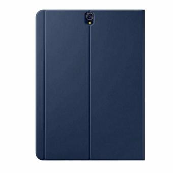 Slim Book Cover For Samsung Galaxy Tab S3 (Blue) - 5