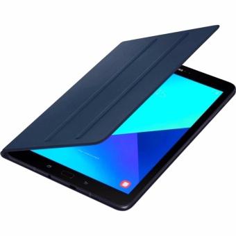 Slim Book Cover For Samsung Galaxy Tab S3 (Blue) - 2
