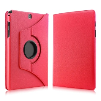 Slim Folio Stand Leather Cover for Samsung Galaxy Tab A 8.0 SM-T350- intl - 3