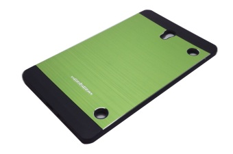 Slim Metal Back Case for Samsung Tab S 8.4 (Green)