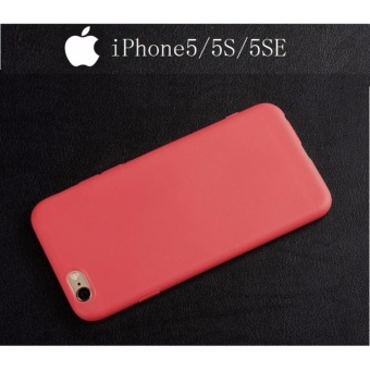 Slim Ultra Thin Cover TPU Case for Apple iPhone 5 / 5s /5SE