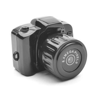 Smallest 720P HD Camera Camcorder (Black)