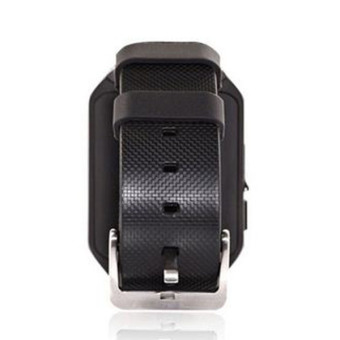 Smart Bluetooth Phone Watch with Camera (Gold) - picture 2