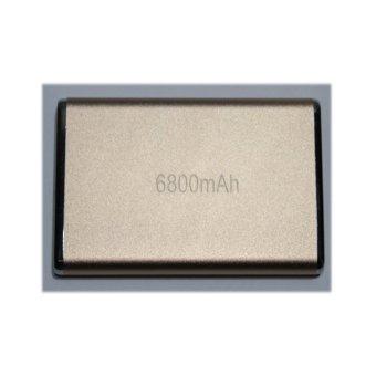 Smart77 6800mAh Power Bank (Gold)