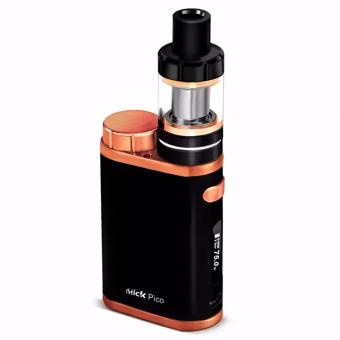 Smoke iStick Pico 75W Starter Kit Vape Cigarette (Black/Bronze)