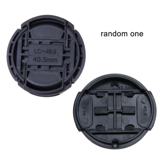 Snap-On Lens Cap 40.5mm for Camera Lens Random One Price Philippines