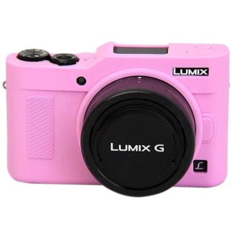 Soft Silicone Rubber Camera Case for Panasonic Lumix GF9 - intl