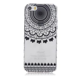 Soft TPU Cover Case for Apple iPhone SE 5S 5G - intl