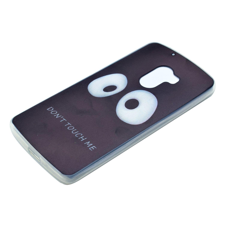 Soft TPU Cover Case for Lenovo K4 Note (Panda) - intl .