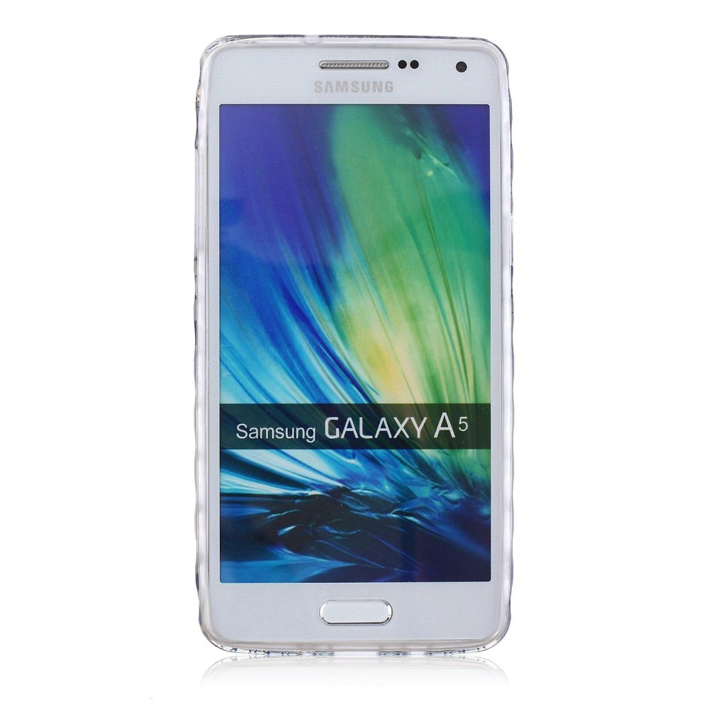 Soft TPU Cover Case for Samsung Galaxy A5 (2015) - intl .