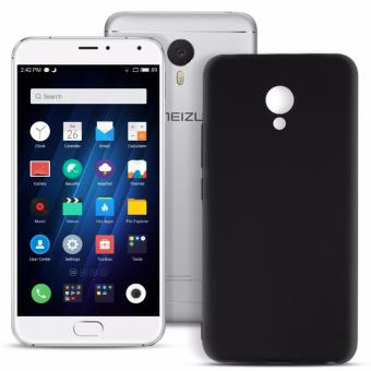 Soft TPU Jelly Case for Meizu 5 (Black) Price Philippines