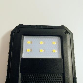 Solar Powerbank 188000mah (black) - 4