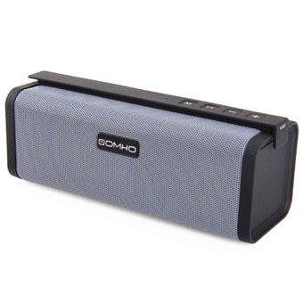 SOMHO S311 Portable Bluetooth Speaker (Gray)