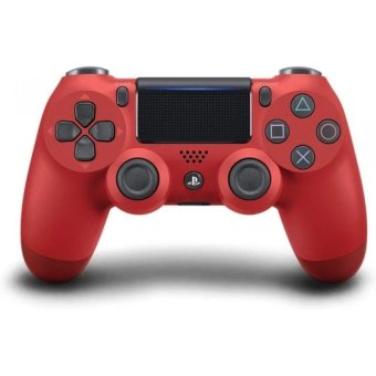 Sony Dual Shock(R)4 Wireless Controller for PlayStation4(PS4)[Japanese or America version] (Red) - intl