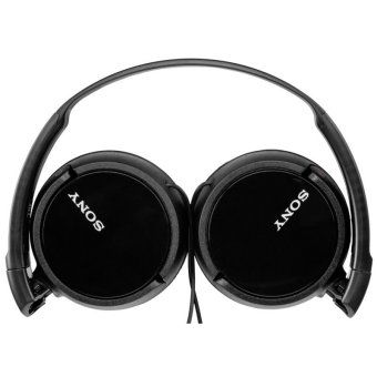 Sony MDR-zx110apb With Mic Over-the-Ear Headphones (Black) Price Philippines