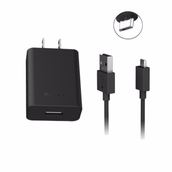 Sony Original Charger 2A For Sony Xperia C3 / Xperia T2 Ultra (USBMicro2.0)