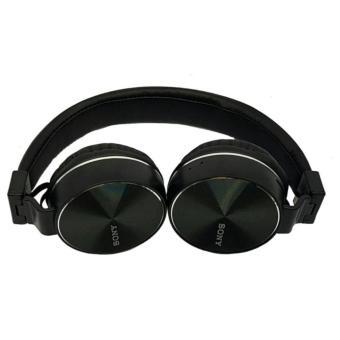 Sony Wireless stereo headphones XB750 (Black) - 3