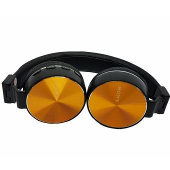 Sony Wireless stereo headphones XB750 (gold) - 3