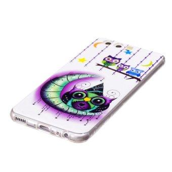 Sony Xperia XA Case, Beautiful Pattern Luminous Fluorescent Glow Ultra Thin Soft TPU Gel Silicone Back Case Cover for Sony Xperia XA (Design-7) - intl - 2