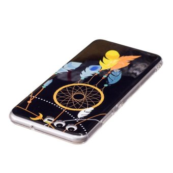 Sony Xperia XA Case, Beautiful Pattern Luminous Fluorescent GlowUltra Thin Soft TPU Gel Silicone Back Case Cover for Sony Xperia XA(Design-2) - intl - 3