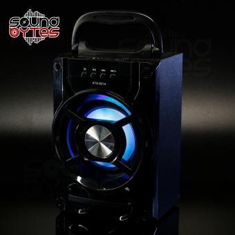 Sound Bytes KTS-857A GearWorks Bluetooth Speaker (Black) - 2